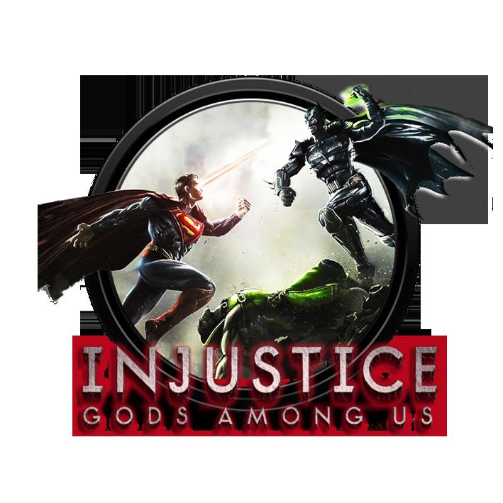 Injustice Logo PNG File SVG Clip arts
