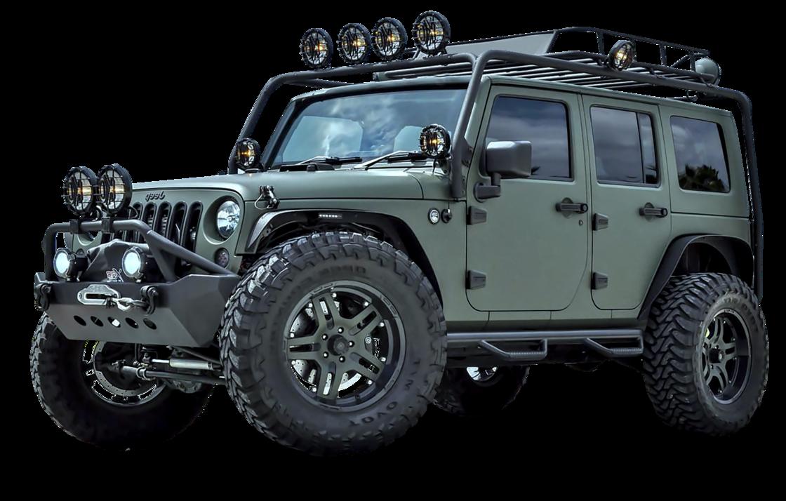 Jeep PNG Transparent SVG Clip arts