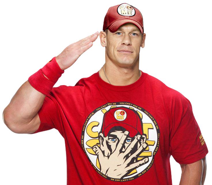 John Cena PNG File SVG Clip arts