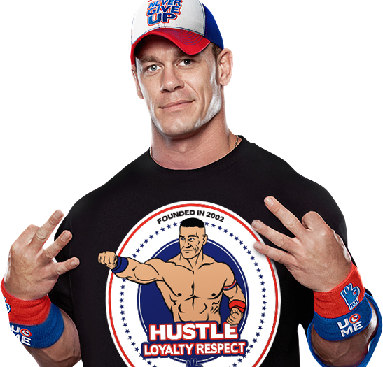 John Cena PNG Image SVG Clip arts