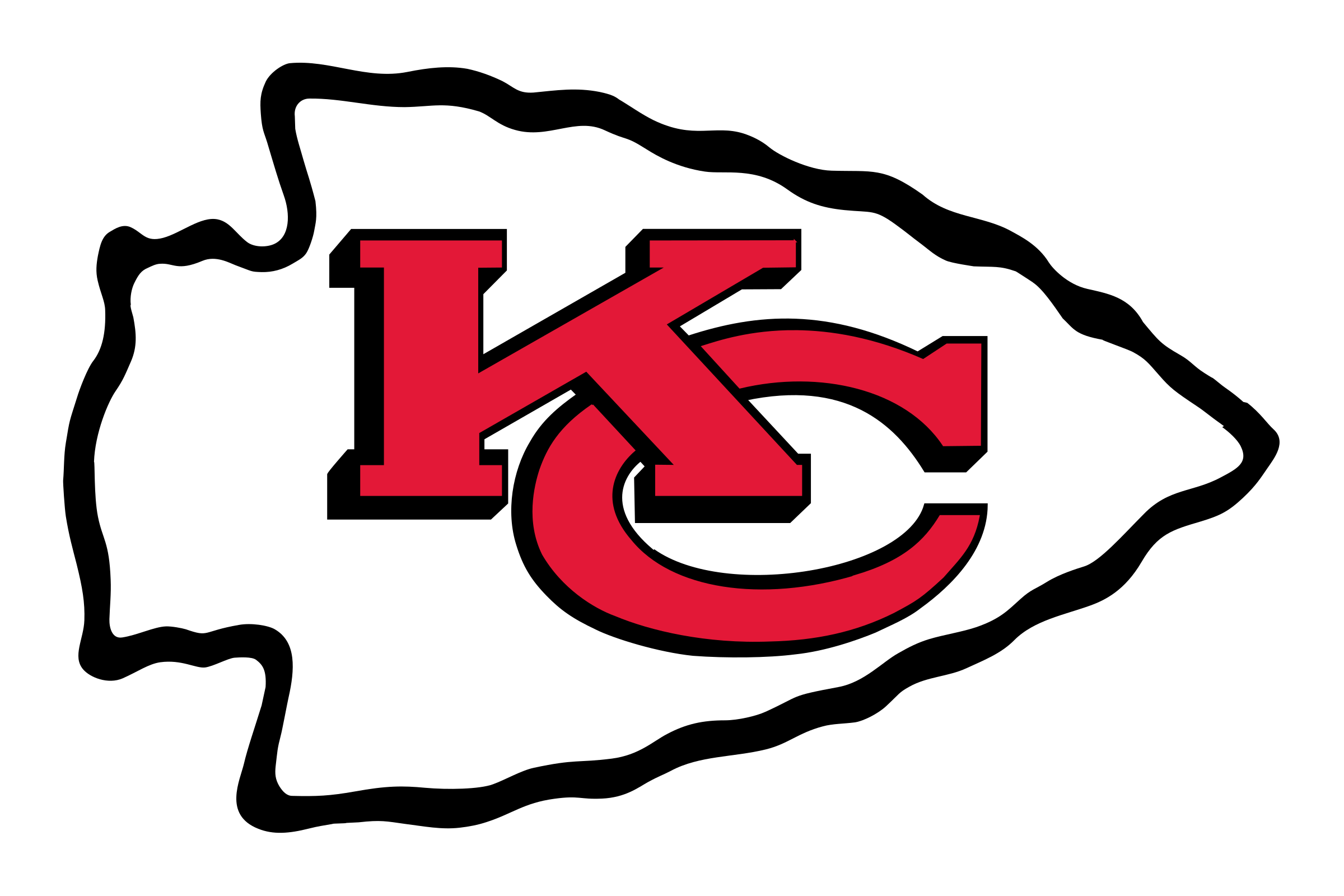 Kansas City Chiefs PNG Pic SVG Clip arts