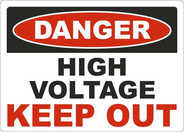 Keep Out Danger PNG File SVG Clip arts