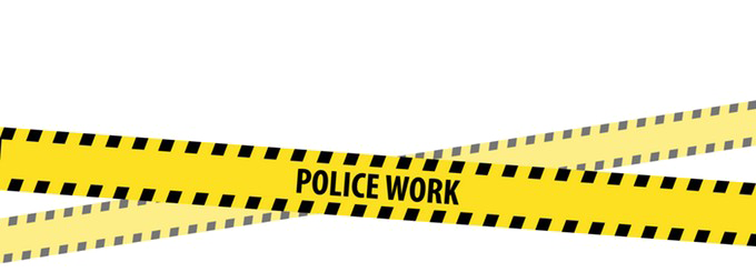 Keep Out Police Tape PNG Image SVG Clip arts