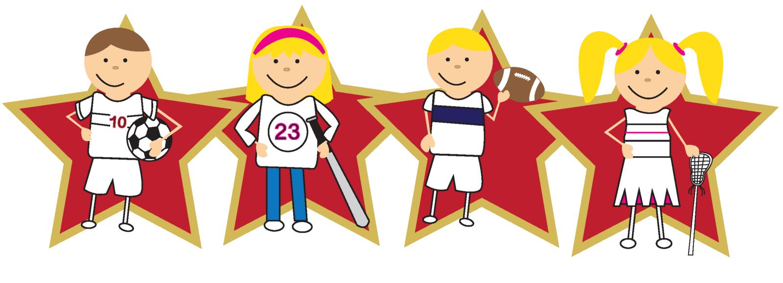 Kids Sport Transparent Background PNG, SVG Clip art for ...