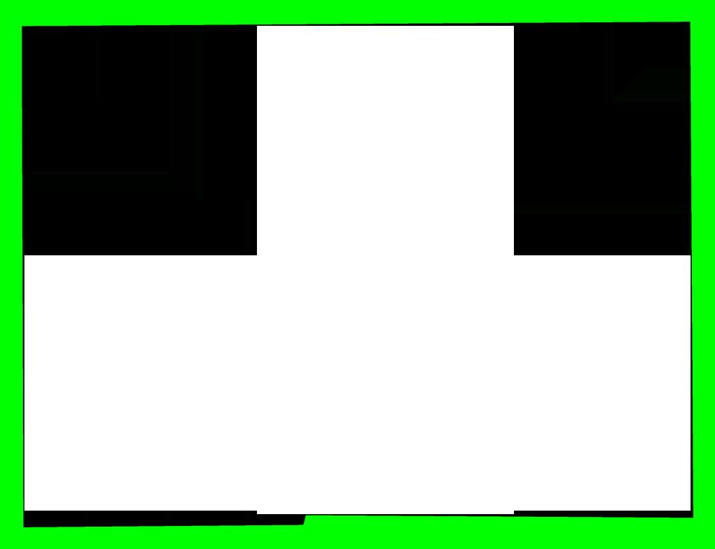 Lime Border Frame PNG Free Download SVG Clip arts