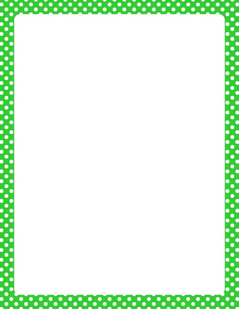 Lime Border Frame PNG HD SVG Clip arts