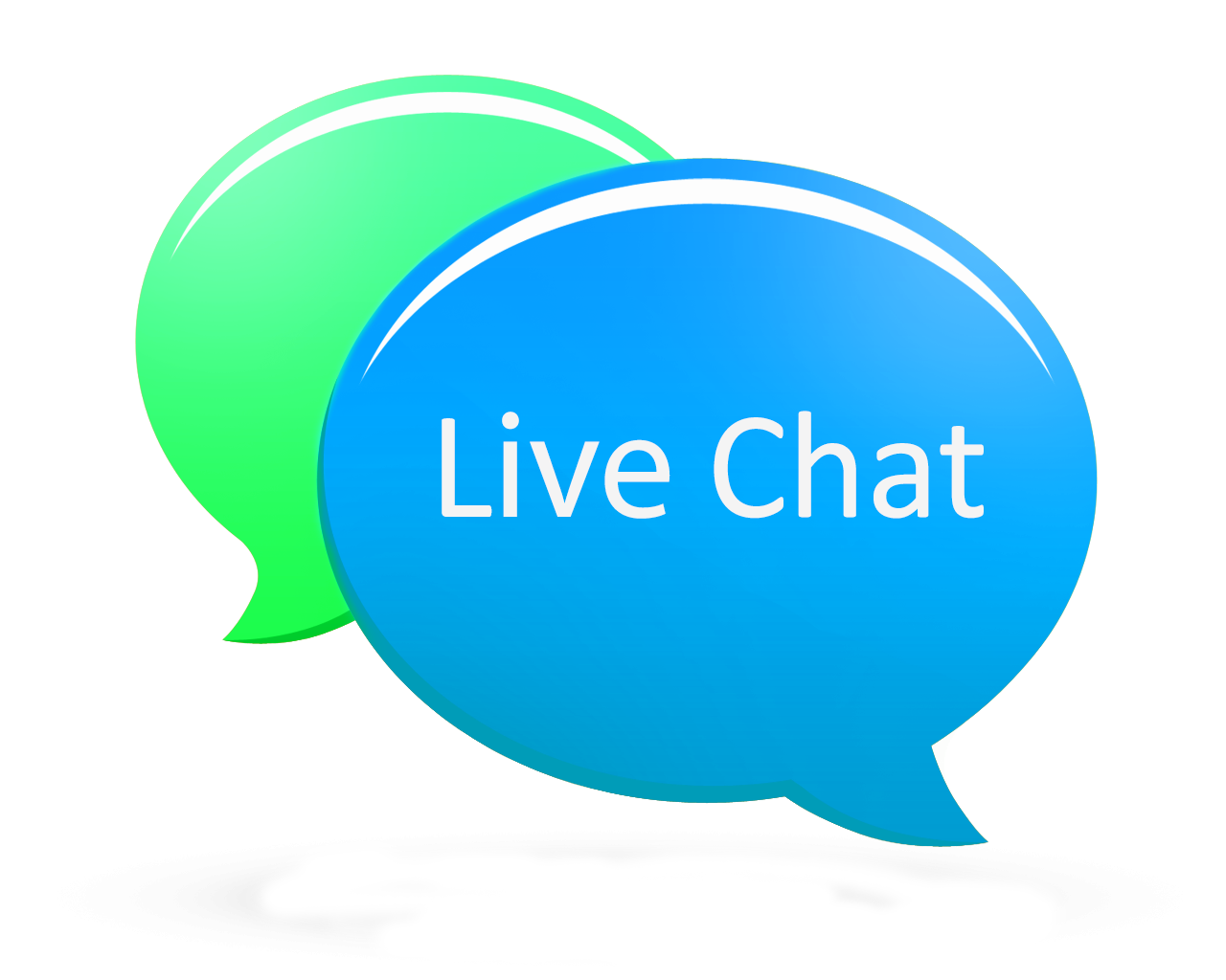 Live Chat PNG Transparent SVG Clip arts