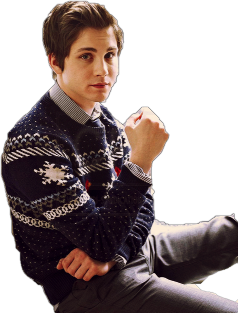 Logan Lerman PNG HD SVG Clip arts