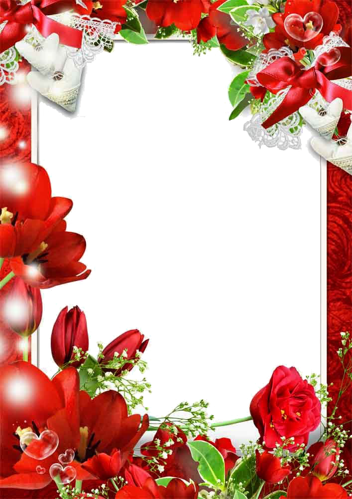 Love Frame PNG Free Download SVG Clip arts