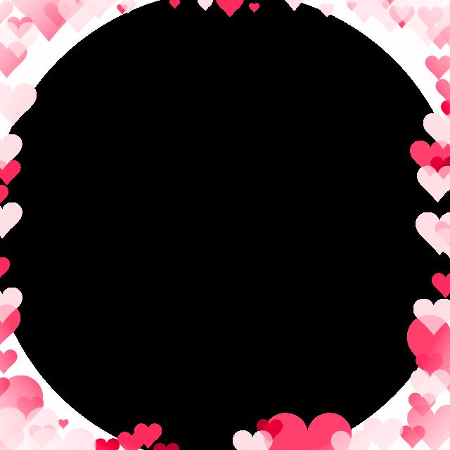 Love Frame PNG Transparent Picture SVG Clip arts
