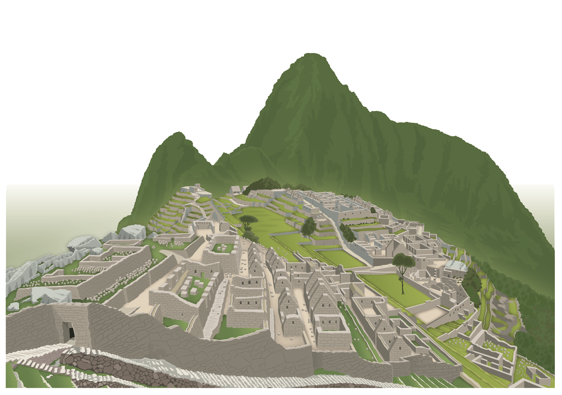 Machu Picchu PNG Photos SVG Clip arts
