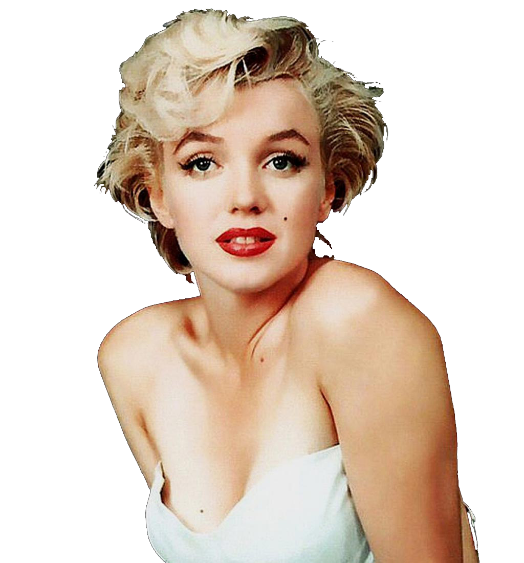 Marilyn Monroe PNG Image SVG Clip arts