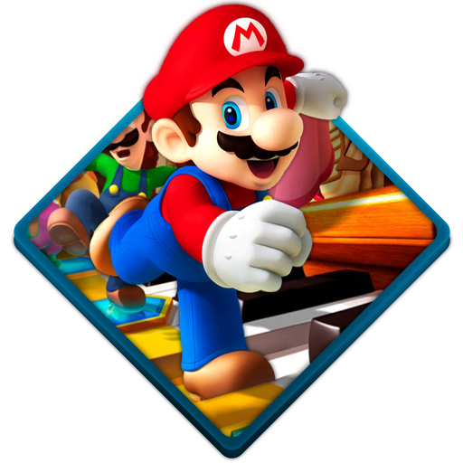 Mario Party PNG Transparent Image SVG Clip arts