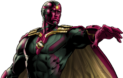 Marvel Vision Transparent PNG SVG Clip arts