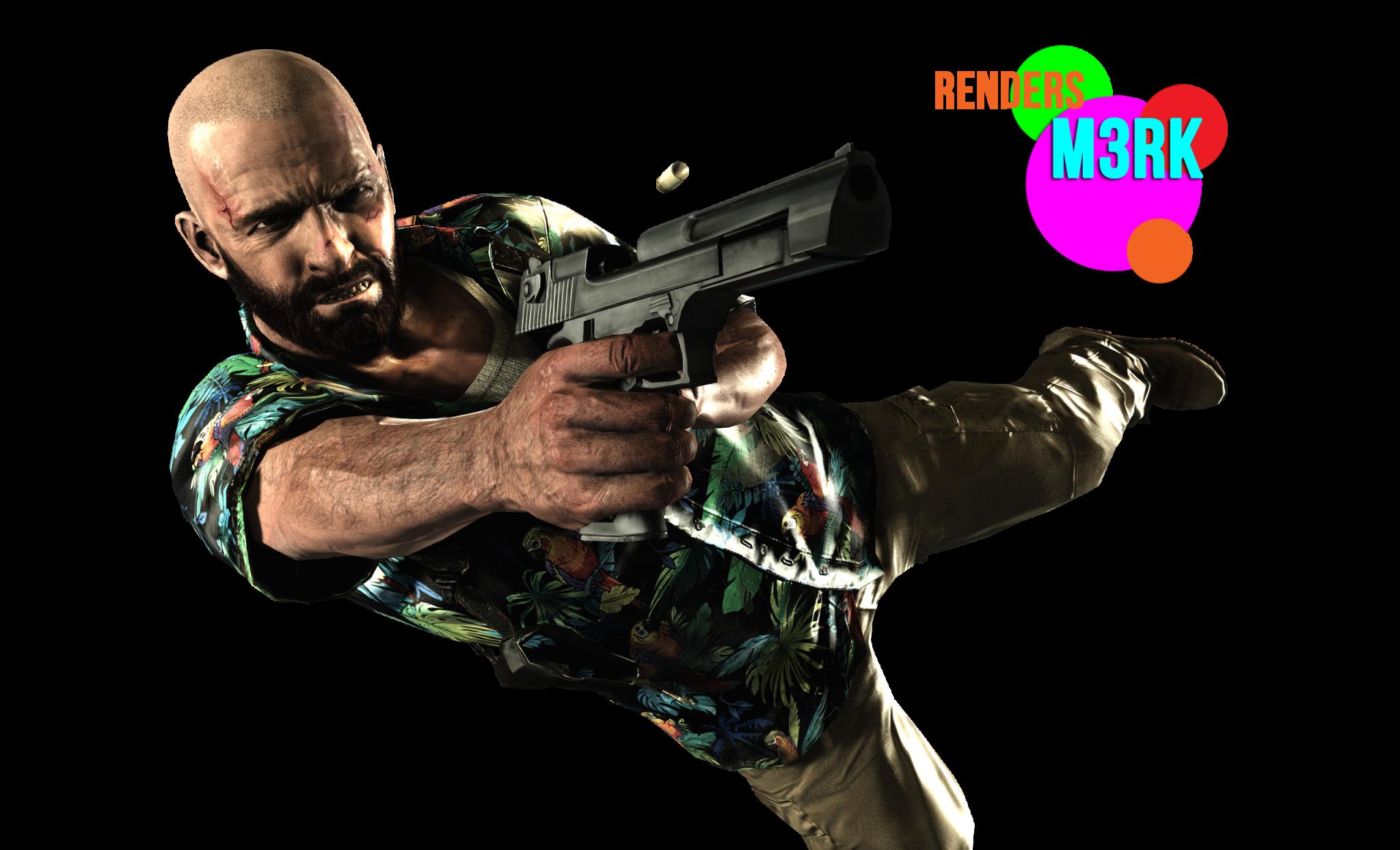 Max Payne PNG Free Download SVG Clip arts