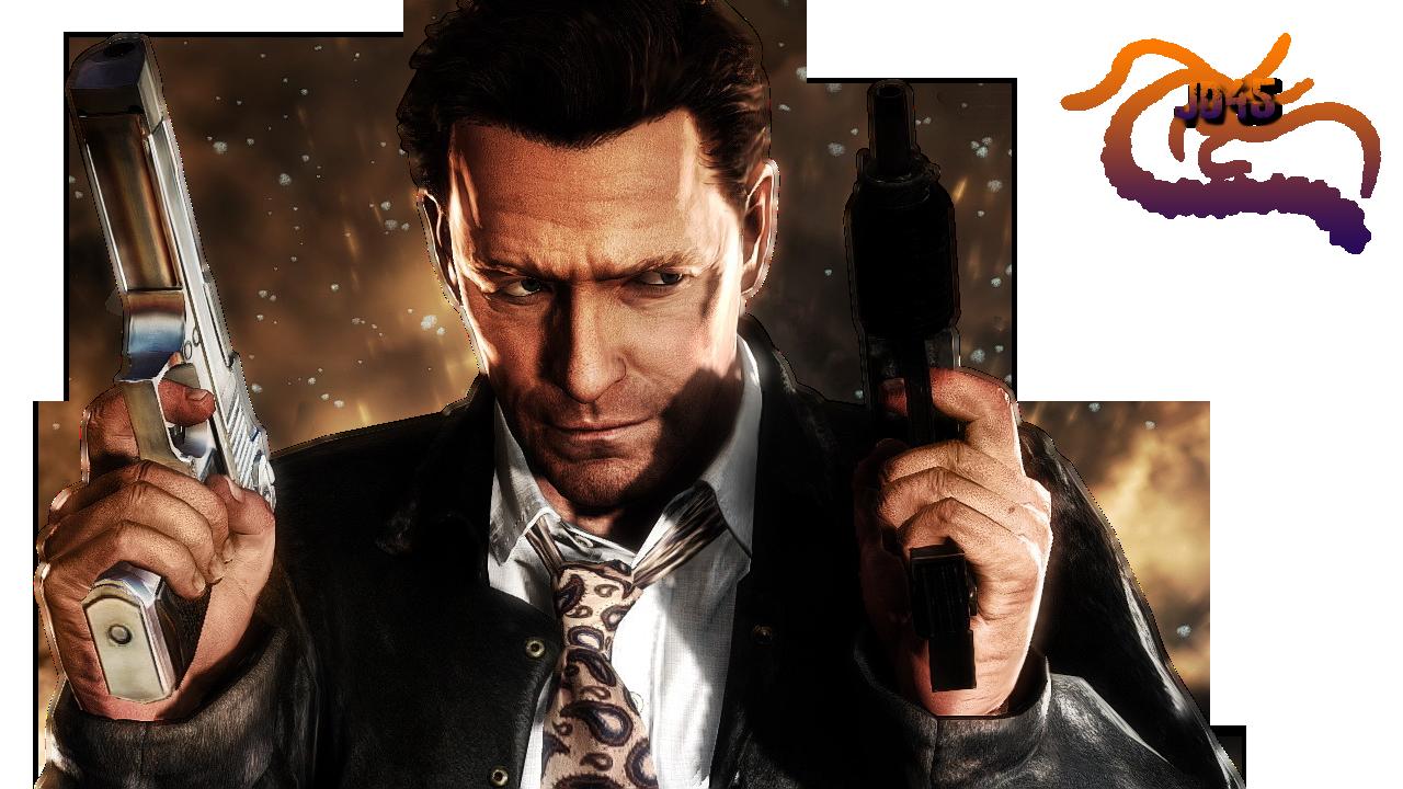 Max Payne PNG HD SVG Clip arts