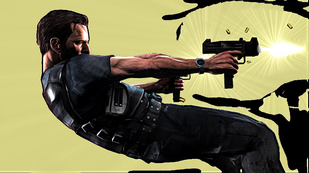 Max Payne PNG Image SVG Clip arts