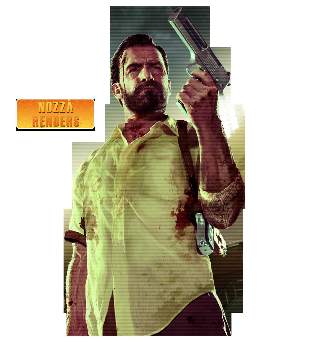 Max Payne PNG Pic SVG Clip arts
