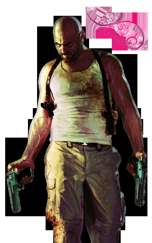 Max Payne PNG Transparent Image PNG file