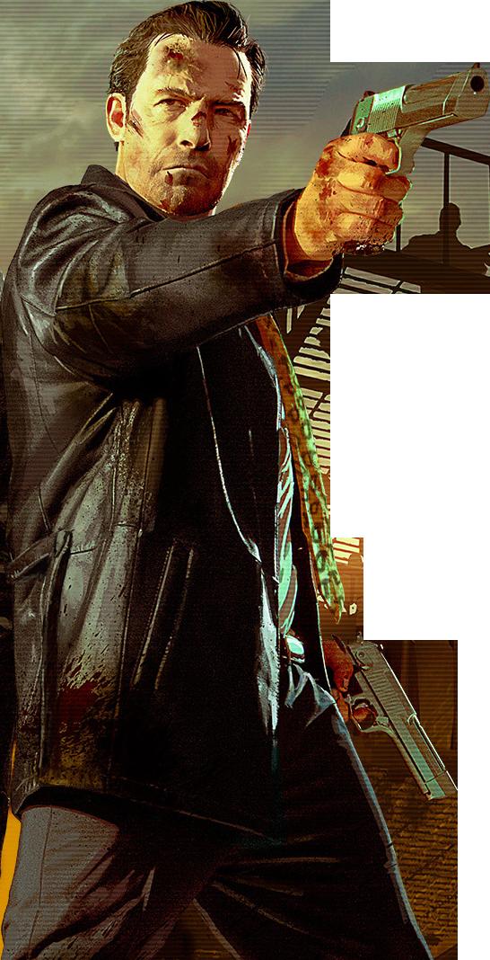Max Payne Transparent PNG SVG Clip arts