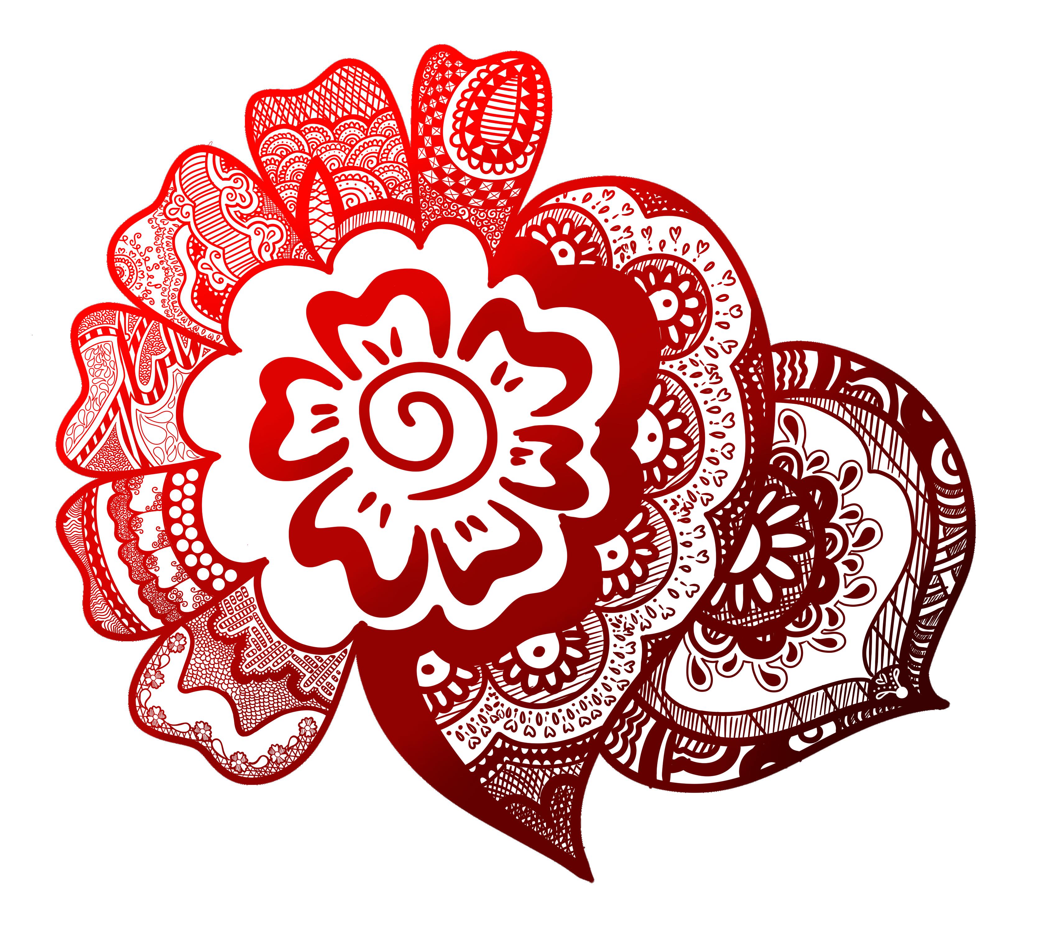 Mehendi Hand Designs PNG Free Download SVG Clip arts