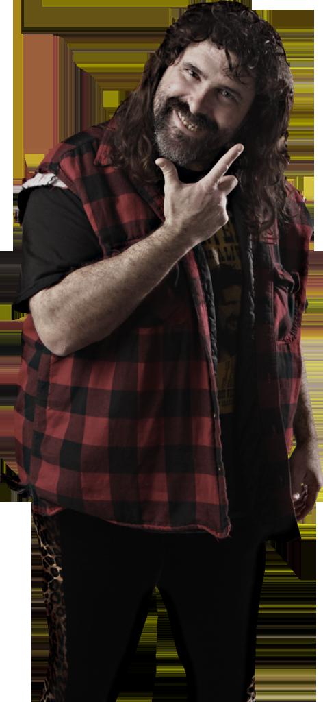 Mick Foley PNG File SVG Clip arts