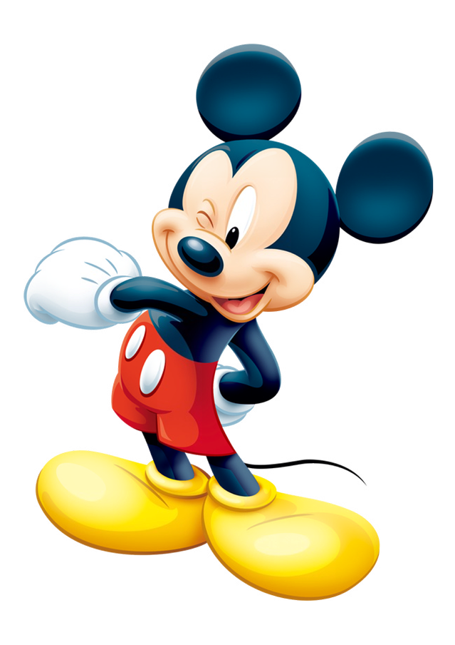 Mickey Mouse PNG Photo SVG Clip arts