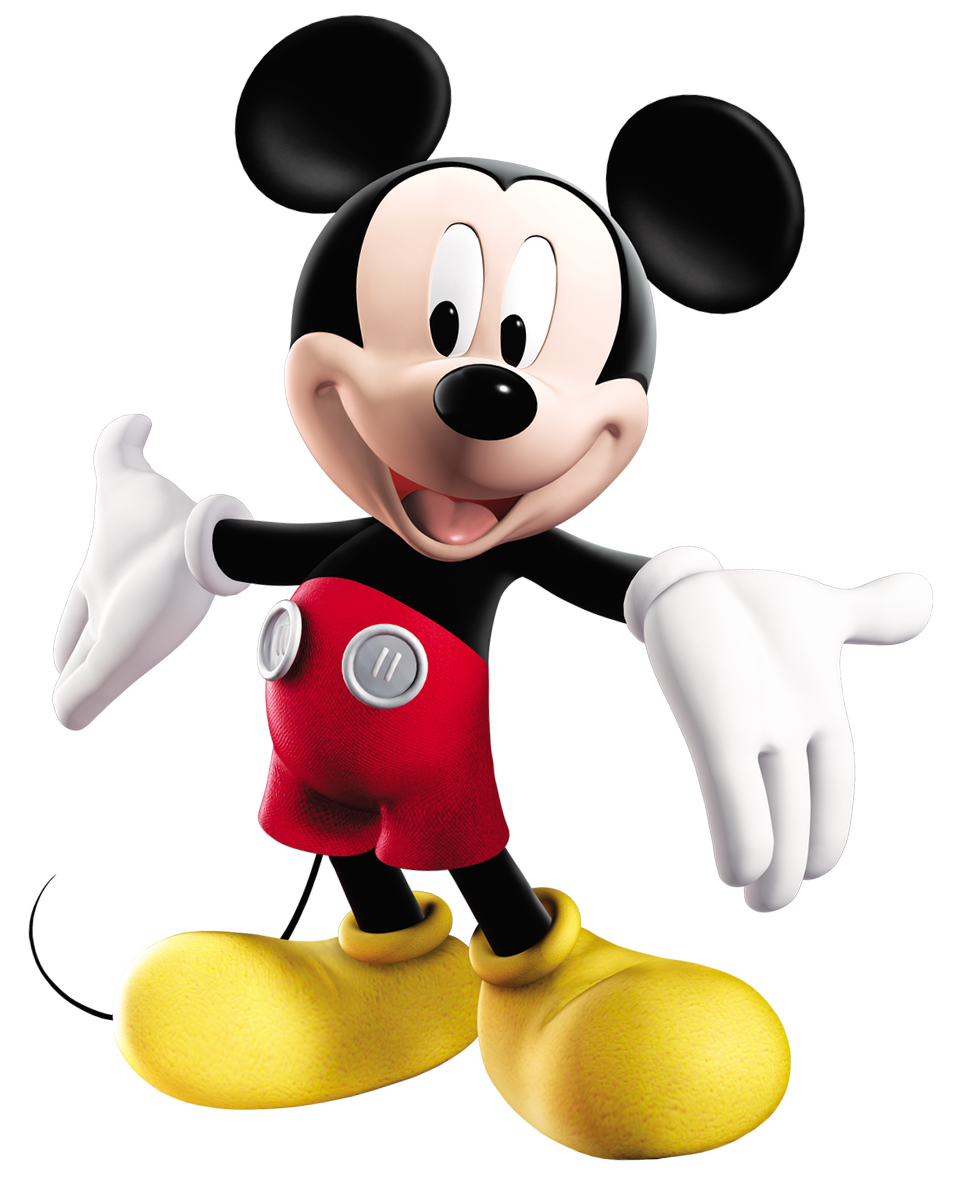 Mickey Mouse PNG Pic SVG Clip arts