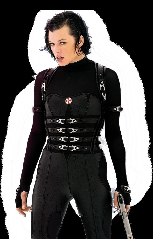 Milla Jovovich PNG Transparent SVG Clip arts