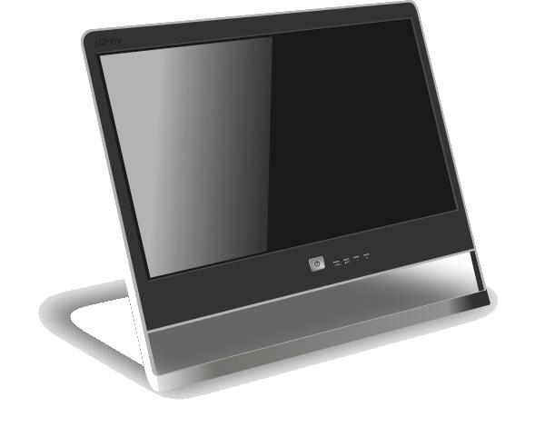 Monitor PNG Transparent Image SVG Clip arts