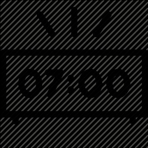 Morning Alarm Transparent PNG SVG Clip arts