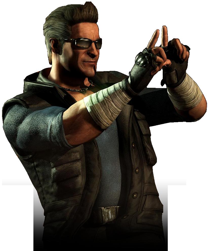 Mortal Kombat Johnny Cage PNG File SVG Clip arts