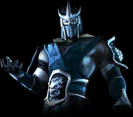 Mortal Kombat Sub Zero Png Clipart Png Svg Clip Art For Web Download Clip Art Png Icon Arts