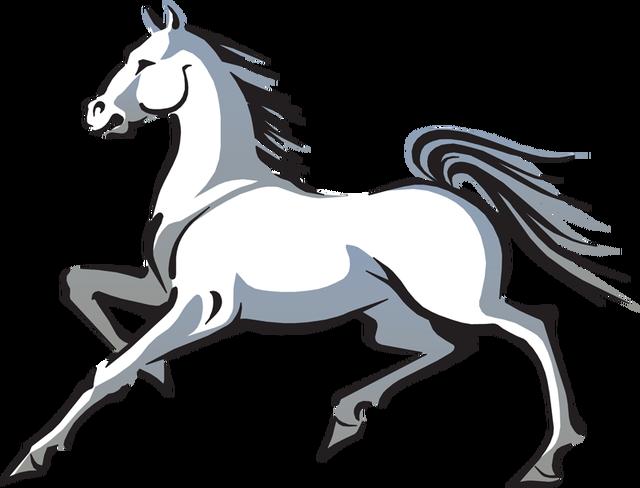Mustang Horse Transparent PNG SVG Clip arts
