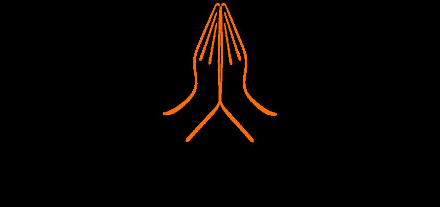 Namaste PNG Photo SVG Clip arts