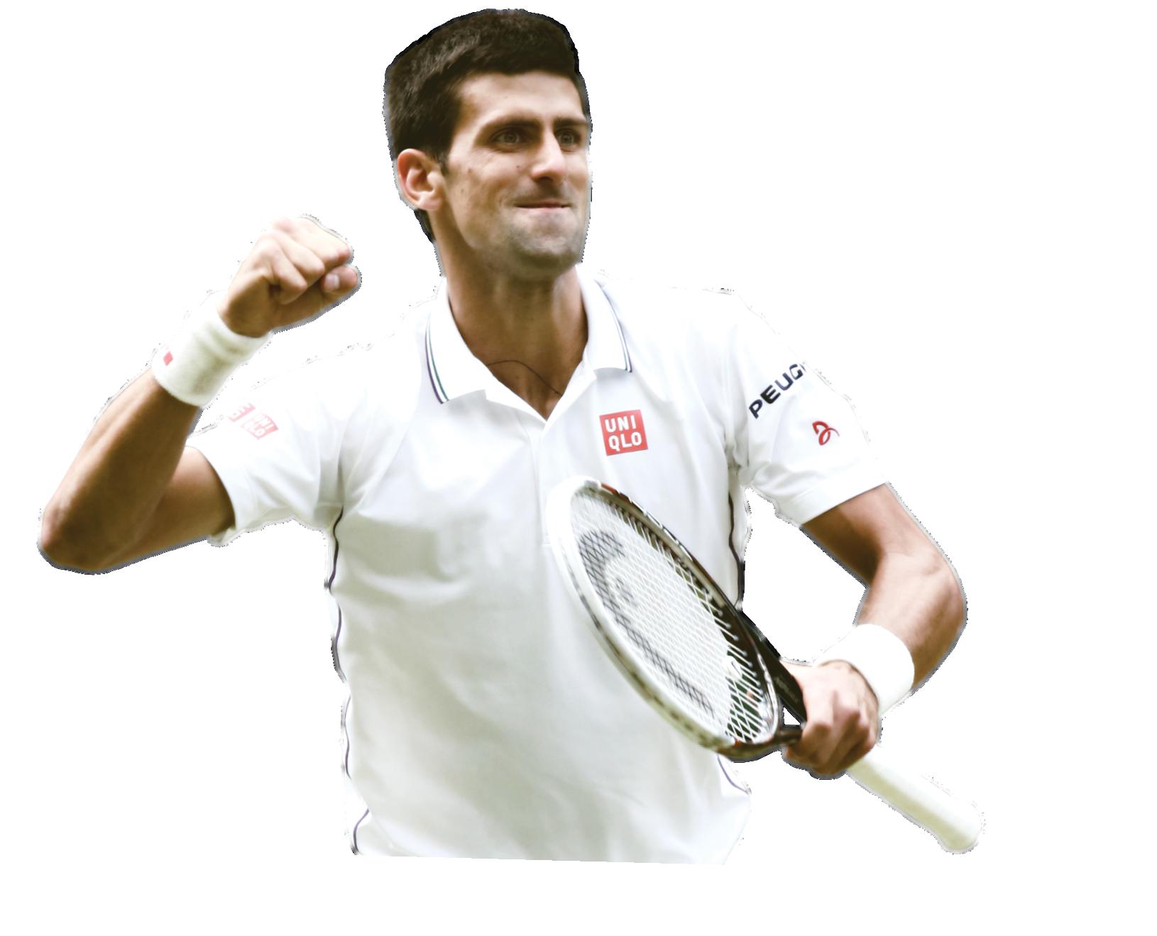 Novak Djokovic PNG Image SVG Clip arts