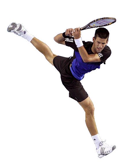 Novak Djokovic PNG Pic SVG Clip arts