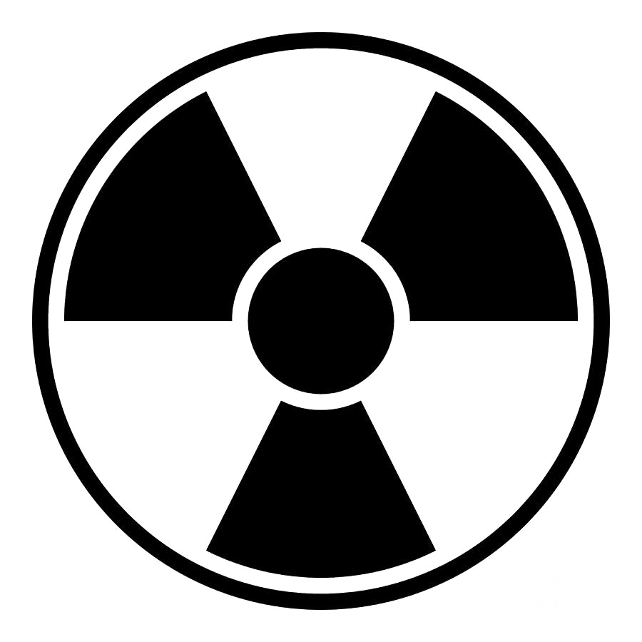 Nuclear Sign Transparent PNG PNG file
