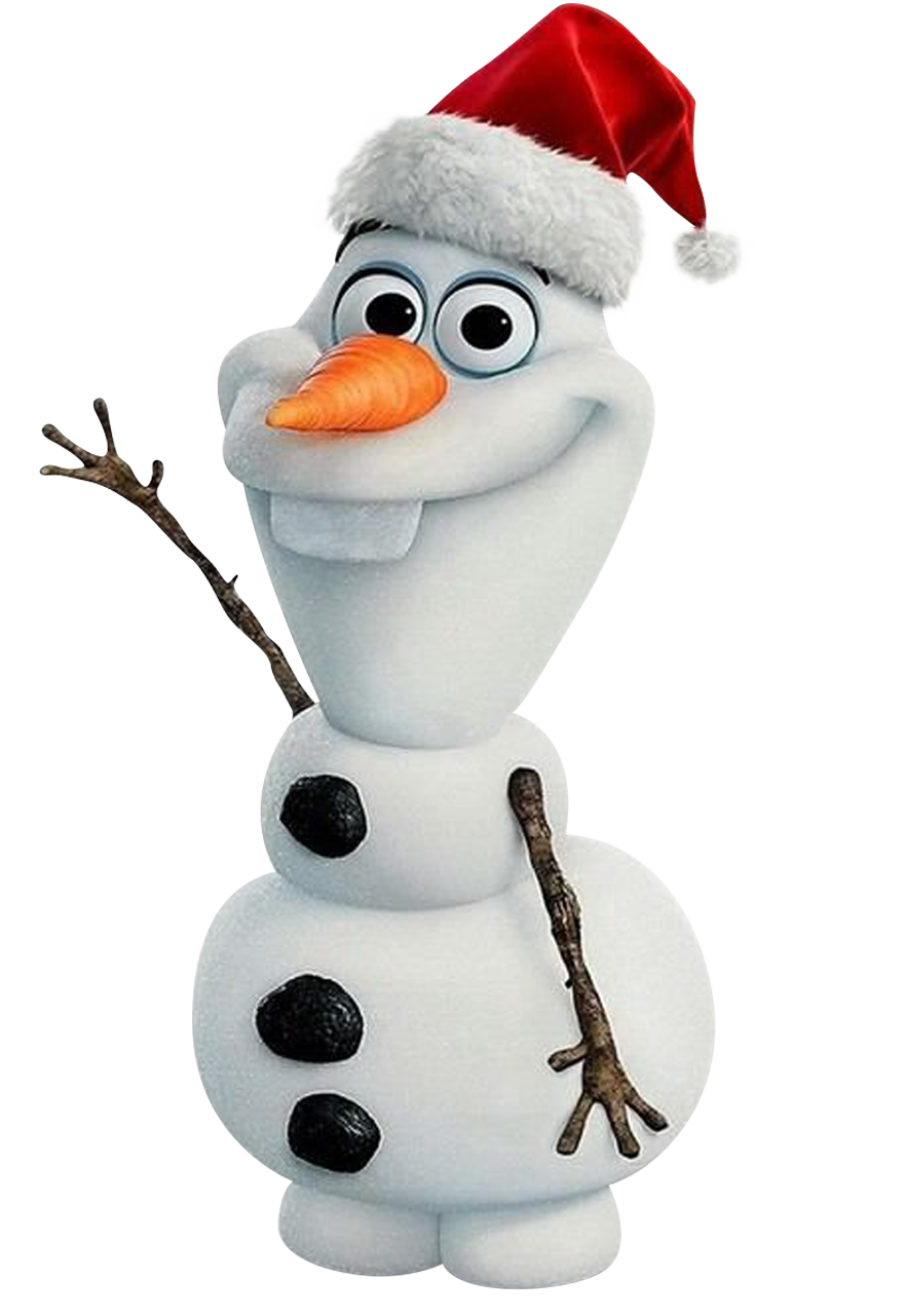 Olaf Snowman PNG Transparent Image SVG Clip arts