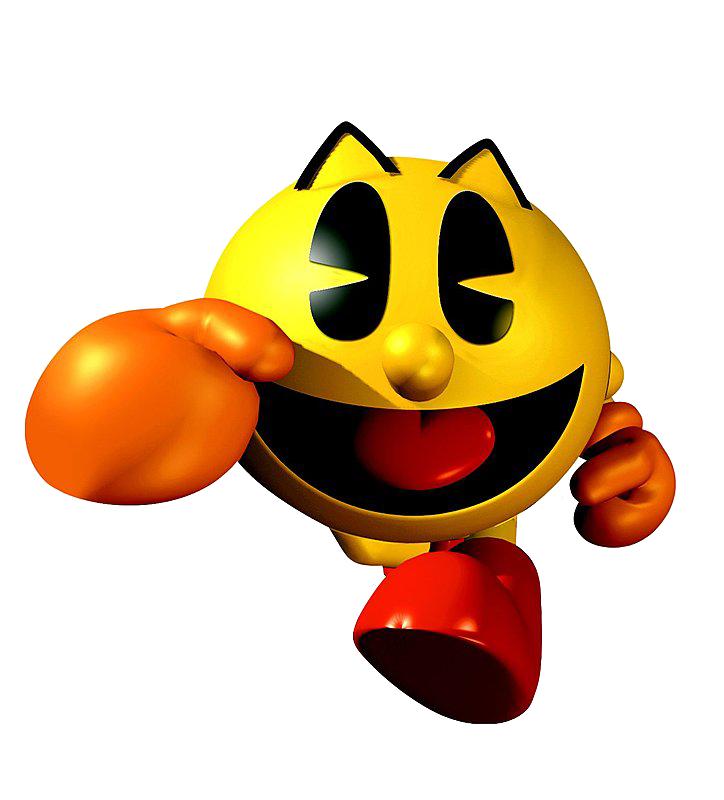 Pac-Man PNG Photos SVG Clip arts