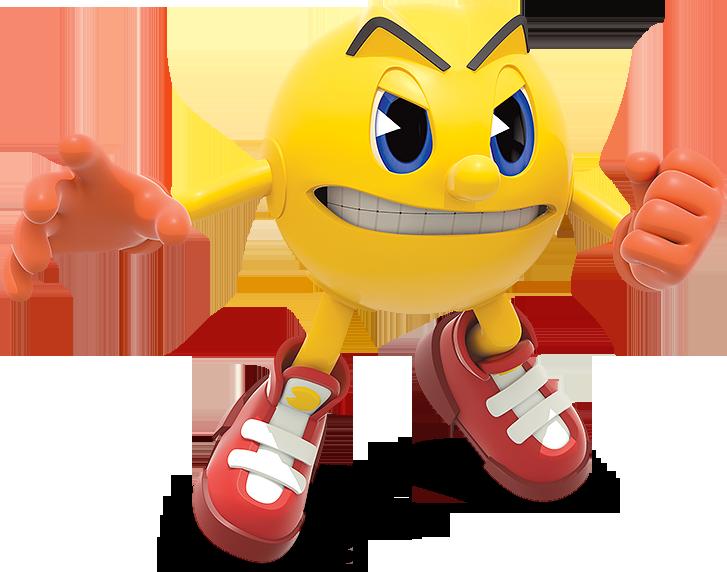 Pac-Man PNG Pic SVG Clip arts