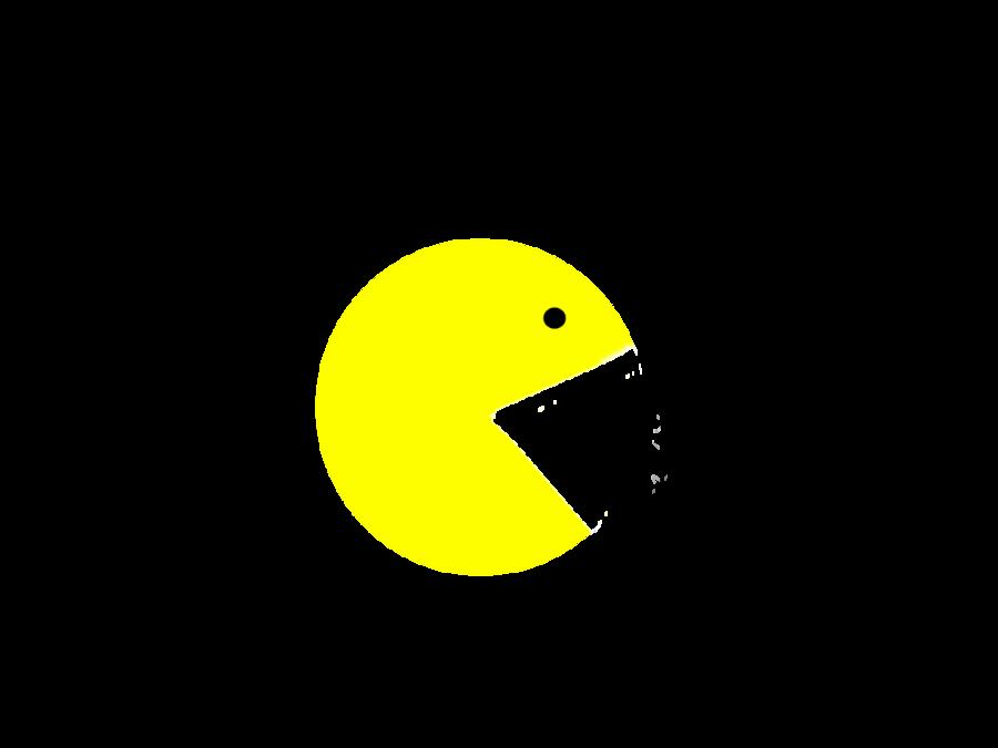 Pac-Man PNG Picture SVG Clip arts