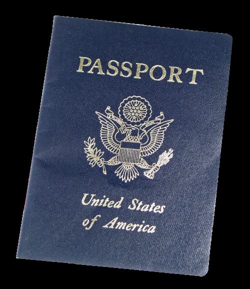 Passport PNG Transparent SVG Clip arts