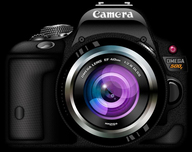 Photo Camera PNG Pic SVG Clip arts