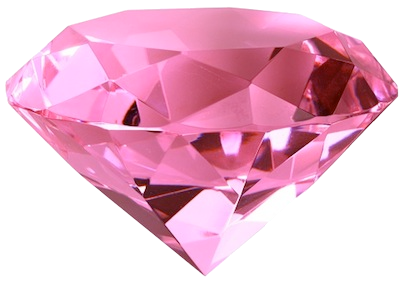 Pink Diamond Heart PNG File SVG Clip arts