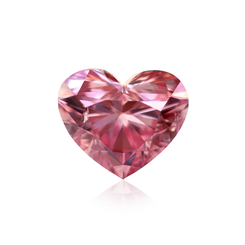 Pink Diamond Heart PNG HD SVG Clip arts