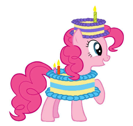 Pinkie Pie Party PNG Clipart SVG Clip arts