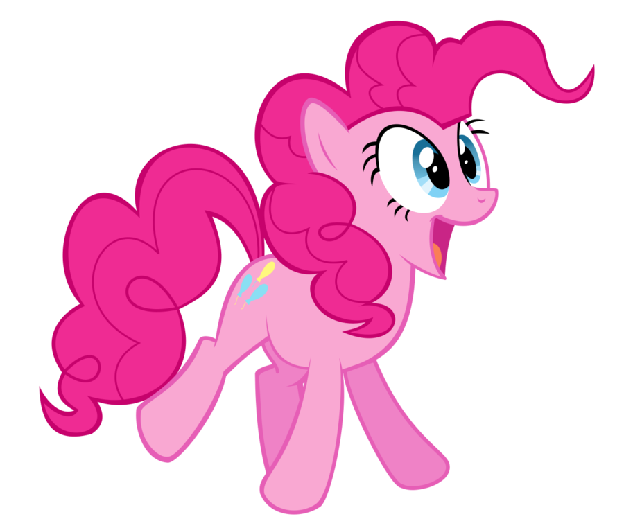 Pinkie Pie PNG Clipart SVG Clip arts