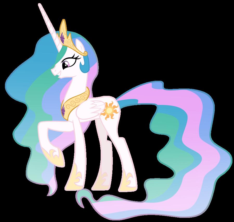 Princess Celestia PNG File SVG Clip arts