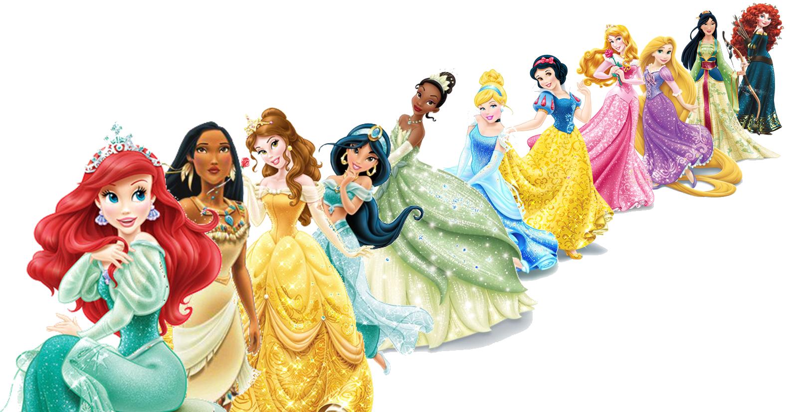 Princess PNG Clipart SVG Clip arts